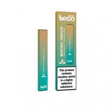 10mg Vaptio Beco Bar Disposable Vape Pod - Flavour: Menthol Tobacco