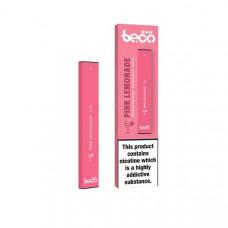 10mg Vaptio Beco Bar Disposable Vape Pod - Flavour: Pink Lemonade