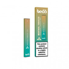 20mg Vaptio Beco Bar Disposable Vape Pod - Flavour: Menthol Tobacco