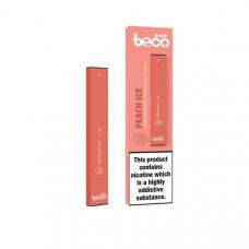 20mg Vaptio Beco Bar Disposable Vape Pod - Flavour: Peach Ice