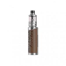 Voopoo Drag X Plus PRO Kit - Color: Silver & Retro Brown