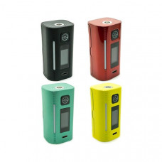 Asmodus Lustro 200W Box Mod - Color: Black