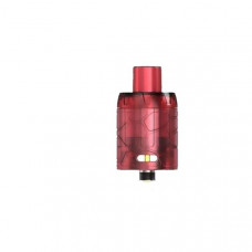 3 x iJoy Mystique Disposable Mesh Tank - Color: Red